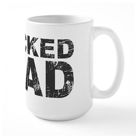I Rocked Chad Large Mug