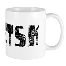 Donetsk Faded (Black) Mug