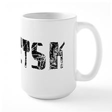 Donetsk Faded (Black) Mug