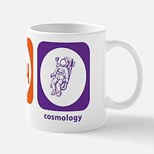 Eat Sleep Cosmology Mug