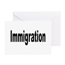 Immigration Greeting Cards (Pk of 10)