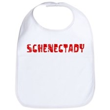 Schenectady Faded (Red) Bib