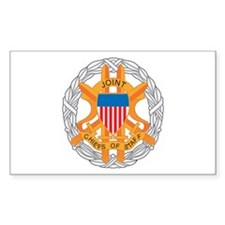 JOINT-CHIEFS-STAFF Rectangle Decal