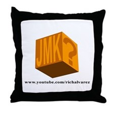 Cute Block Throw Pillow