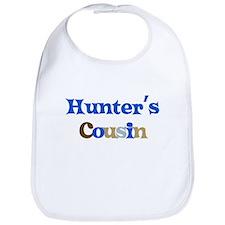 Hunter's Cousin Bib