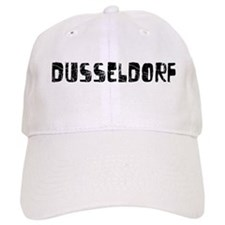 Dusseldorf Faded (Black) Baseball Cap