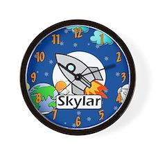 Skylar's Wall Clock