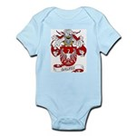 Galvez Family Crest Infant Creeper