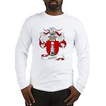 Gama Family Crest Long Sleeve T-Shirt
