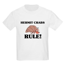 Hermit Crabs Rule! T-Shirt