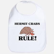 Hermit Crabs Rule! Bib