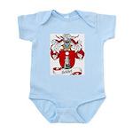 Gama Family Crest Infant Creeper