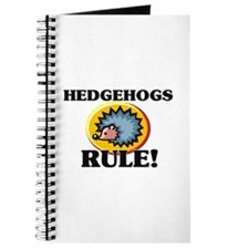 Hedgehogs Rule! Journal