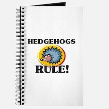 Hedgehogs Rule! Journal
