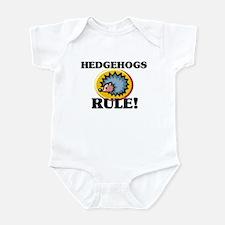 Hedgehogs Rule! Infant Bodysuit