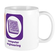 Eat Sleep Computer Engineering Mug