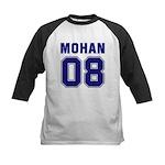 Mohan 08 Kids Baseball Jersey
