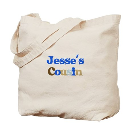 Jesse's Cousin Tote Bag