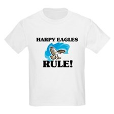 Harpy Eagles Rule! T-Shirt