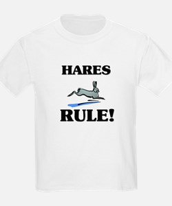 Hares Rule! T-Shirt