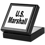 U.S. Marshall Keepsake Box