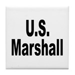 U.S. Marshall Tile Coaster
