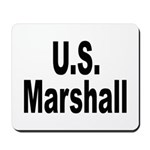 U.S. Marshall Mousepad