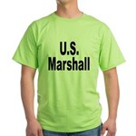 U.S. Marshall Green T-Shirt