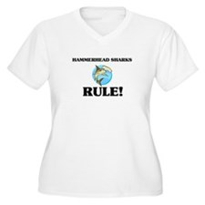 Hammerhead Sharks Rule! T-Shirt