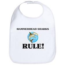 Hammerhead Sharks Rule! Bib