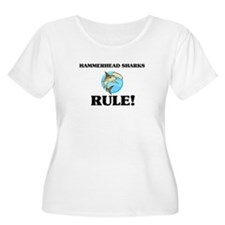 Hammerhead Sharks Rule! T-Shirt