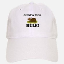 Guinea Pigs Rule! Baseball Baseball Cap