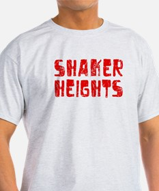 Shaker Heights Faded (Red) T-Shirt
