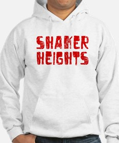 Shaker Heights Faded (Red) Hoodie