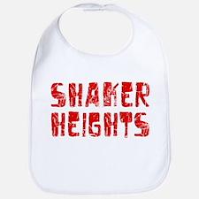 Shaker Heights Faded (Red) Bib