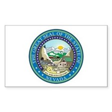 NEVADA-SEAL Rectangle Decal