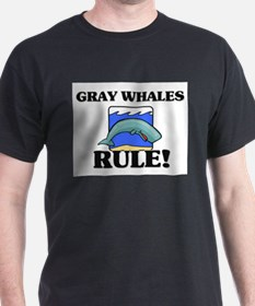 Gray Whales Rule! T-Shirt