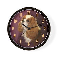 Blenheim Cavalier Wall Clock