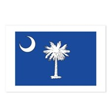 SOUTH-CAROLINA Postcards (Package of 8)
