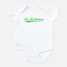 Vintage La Habana (Green) Infant Bodysuit