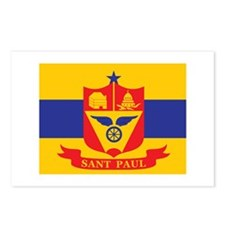 ST-PAUL Postcards (Package of 8)