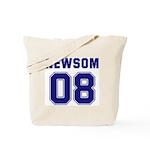 Newsom 08 Tote Bag