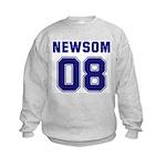 Newsom 08 Kids Sweatshirt