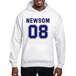 Newsom 08 Hooded Sweatshirt