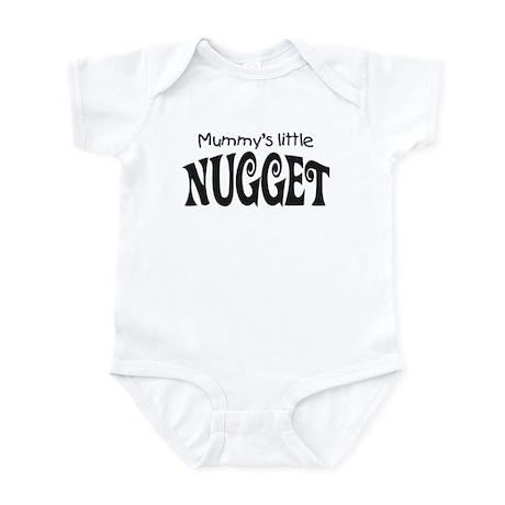 'Mummy's Little Nugget' Infant Bodysuit