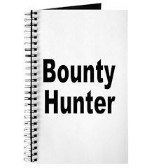 Bounty Hunter Journal
