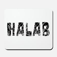 Halab Faded (Black) Mousepad