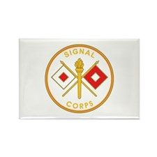SIGNAL-CORPS Rectangle Magnet