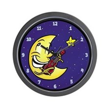 Always Time For Ukulele Clock