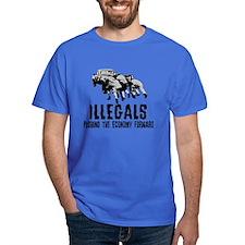 Illegal Aliens T-Shirt